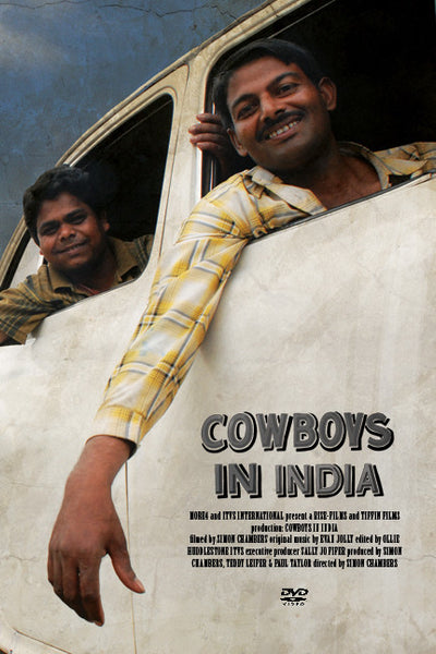 Cowboys in India  - Book a Screening