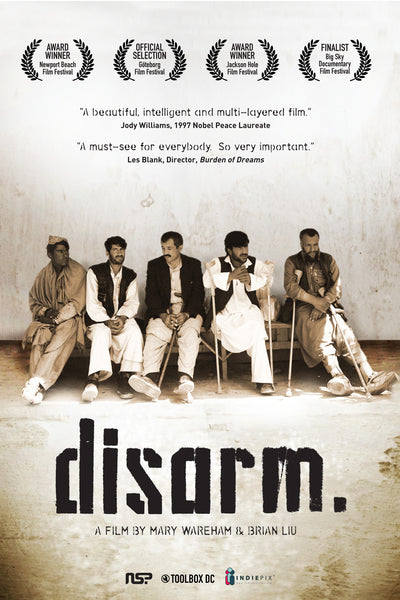 Disarm - Book a Screening