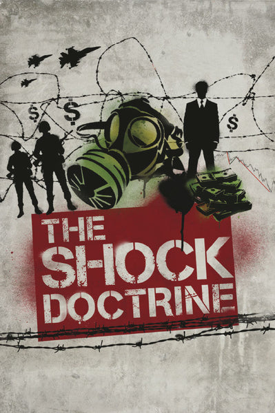 The Shock Doctrine - Book a Screening