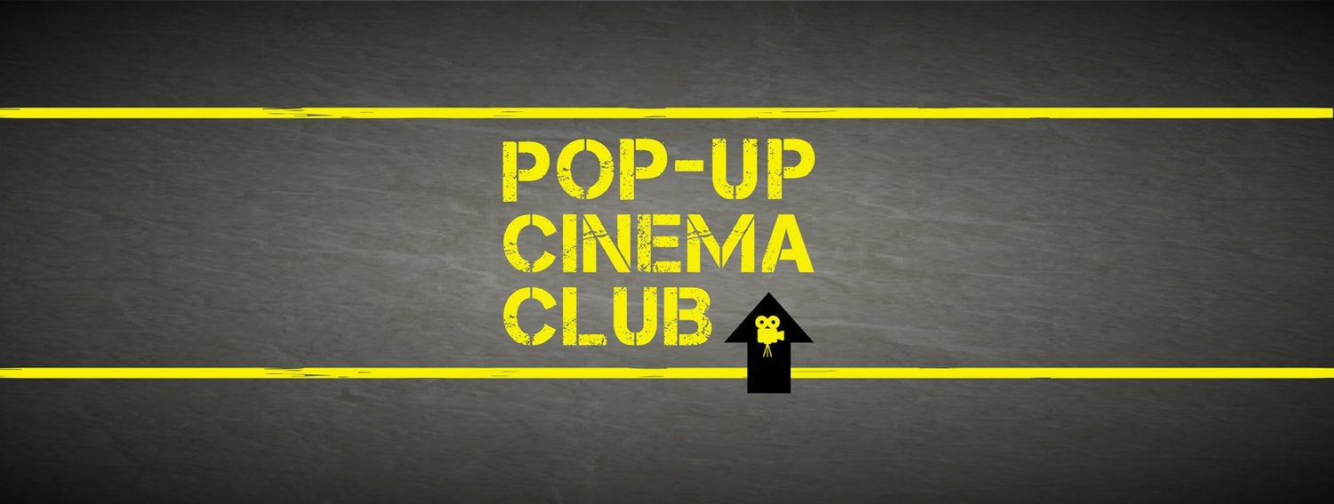 Request a film from pop-up cinema