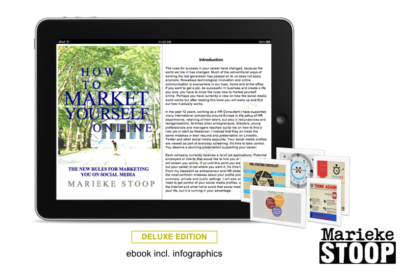 eBook - Deluxe Edition of How To Market Yourself Online
