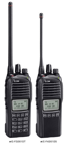 ICOM iDAS 3261 & 4261 - AirTime Communications - 1
