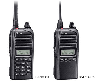 ICOM F3033 & F4033 - AirTime Communications - 1