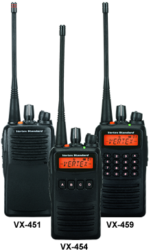 Vertex VX-450 Series Portable Radio - AirTime Communications - 1