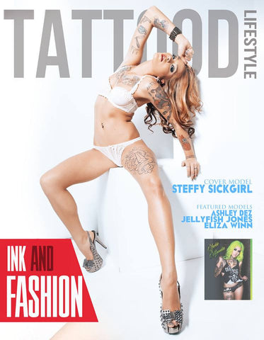 Tattoo'd Lifestyle Magazine Issue #16