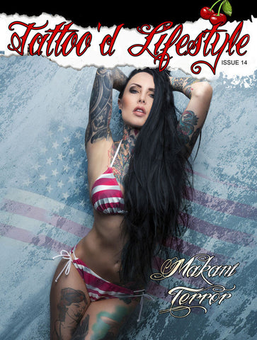 Tattoo'd Lifestyle Magazine Issue #14 (DIGITAL EDITION)