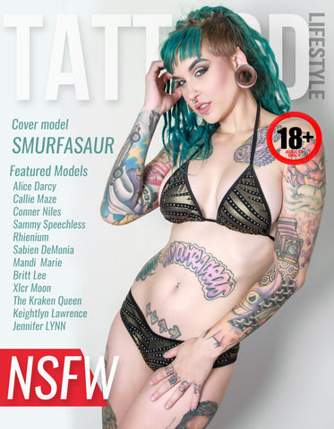 Tattoo'd Lifestyle Magazine Special Edition 4 (DIGITAL EDITION)