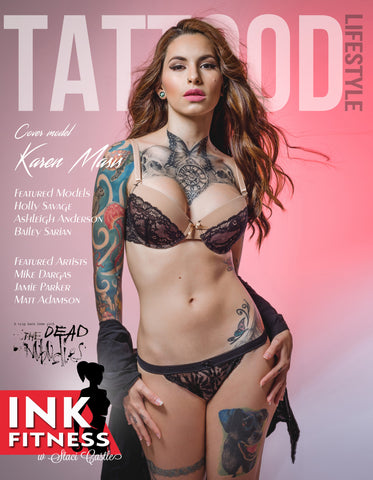Tattoo'd Lifestyle Magazine Issue #18