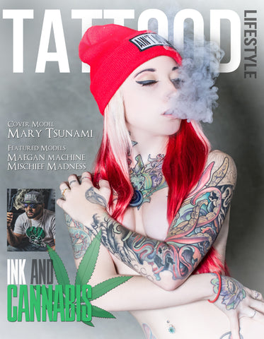 Tattoo'd Lifestyle Magazine Issue #17