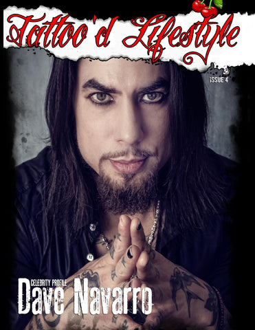 Tattoo'd Lifestyle Magazine Issue #4 (DIGITAL EDITION)