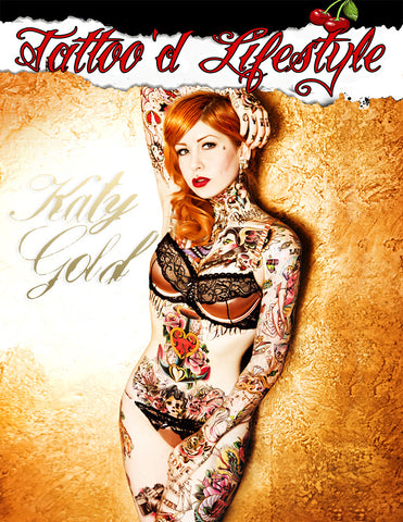 Tattoo'd Lifestyle Magazine Issue #7 (DIGITAL EDITION)