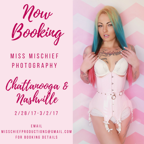 Shoot with Miss Mischief July 2017 Tennessee