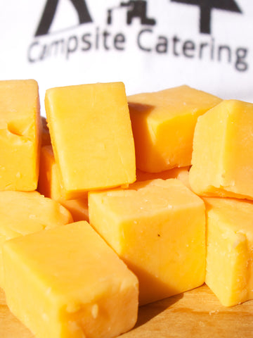 Campground Cheddar Cheese Snack (Fresh - 2oz)
