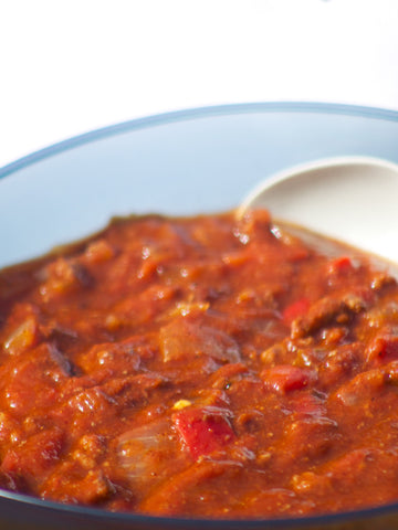 Campground Chili (Fresh - 9oz)