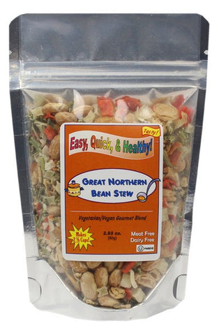 Great Northern Bean Stew (Dehydrated - 2.9oz)