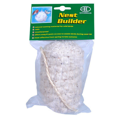 Hatchwell Nest Builder For Wild Birds