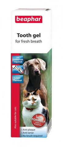 BEAPHAR TOOTH GEL FOR DOGS/CATS