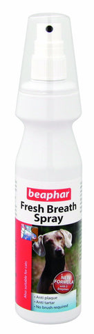 BEAPHAR FRESH BREATH SPRAY, 150ML