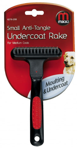 Mikki Undercoat Rake for Thick Coats