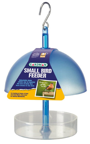 GARDMAN SMALL BIRD FEEDER