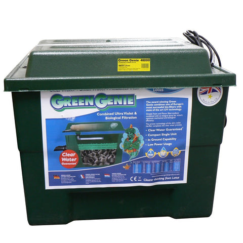 OASIS GREEN GENIE FILTER & UV 48000