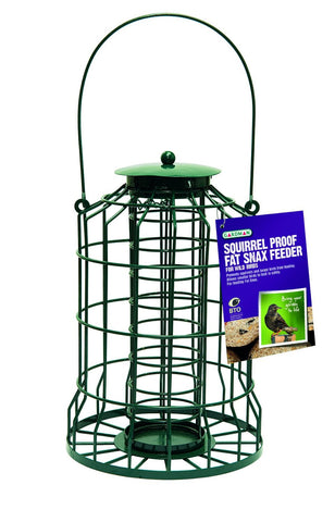 GARDMAN SQUIRREL PROOF FAT SNAX FEEDER