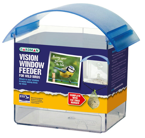 GARDMAN VISION WINDOW FEEDER
