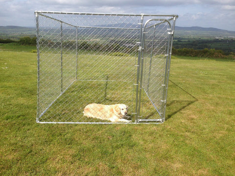 SMALL DOG RUN/PEN - CURRENTLY ONLY AVAILABLE IN IRELAND
