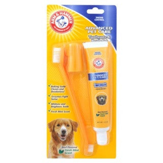 Arm & Hammer Tooth Paste 2.5oz & Brush Set