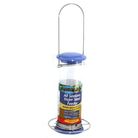 Nature's Feast All Seasons Nyjer Seed Feeder