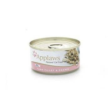 APPLAWS 70G TUNA/PRAWN  CAT