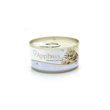APPLAWS 156G TUNA/CHEESE