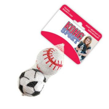 KONG SPORTS BALL LARGE 2 PK