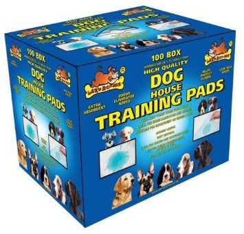 LB PUPPY TRAINING PADS 100PK