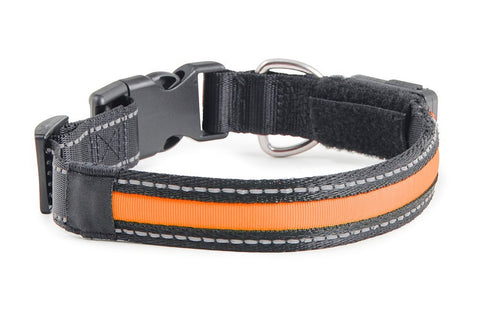 ANCOL HIGH VIS SAFETY COLLAR MED