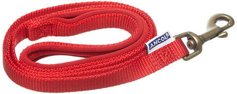 AN NYLON LEAD 3/4X42 RED