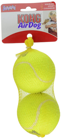KONG AIR TENNIS BALLS 2PK LARGE