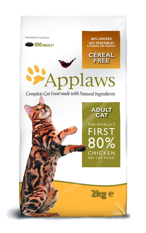 APPLAWS CAT 2KG CHICKEN