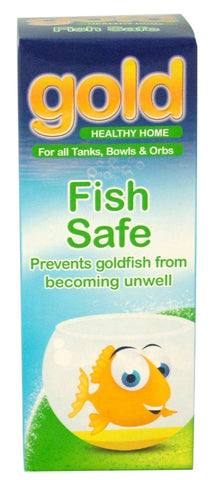 INTERPET FISH SAFE 100ML