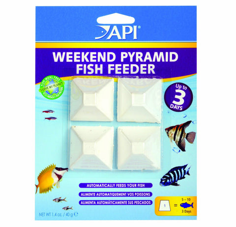 API 3 DAY FISH FEEDER