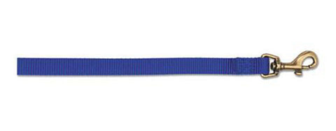 "ANCOL NYLON LEAD 1/2""x42"" BLUE"
