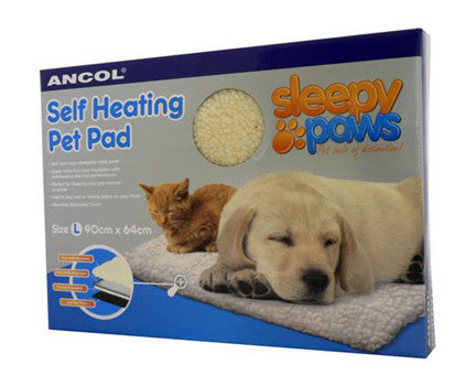 ANCOL SELF HEATING PAD LARGE