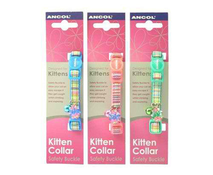 ANCOL LUXURY KITTEN JEWEL COLLAR