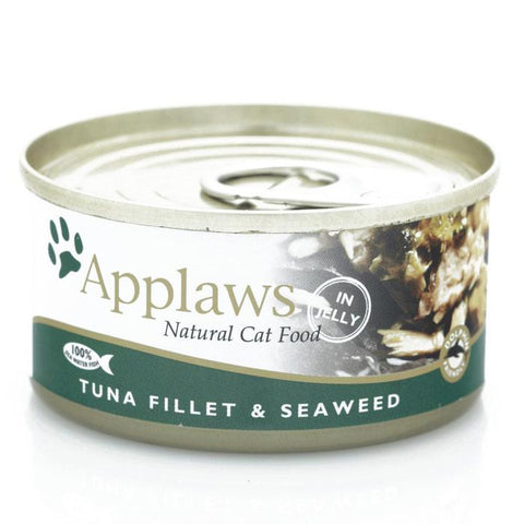 Applaws Tuna & Seaweed 156gm