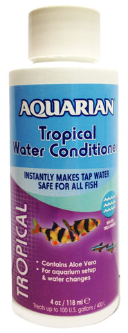 Aquarian Tropical Water Conditioner 118ml