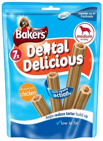 Bakers Dental Deli Sticks Chicken