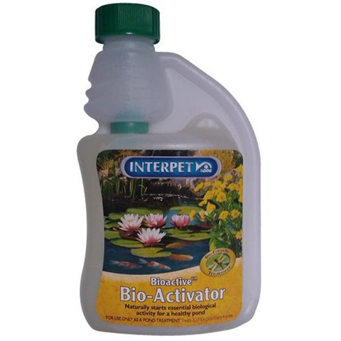 Blagdon Bioactive Pond Bio Activator for New Ponds 500ml