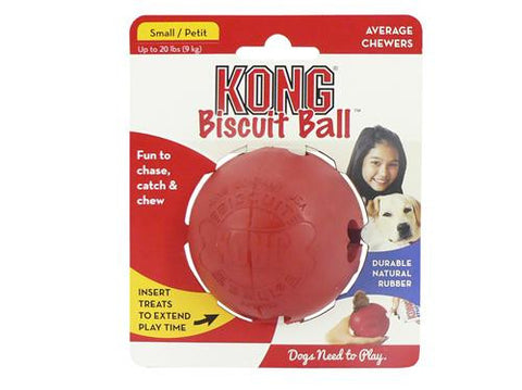 KONG BISCUIT BALL LARGE