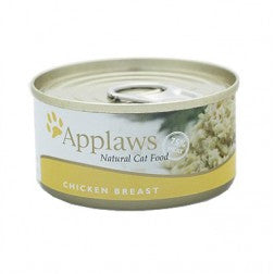 APPLAWS CHICKEN 156G CAT FOOD