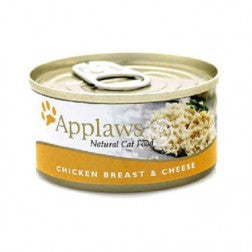APPLAWS CHICKEN & CHEESE 156GM CAT FOOD